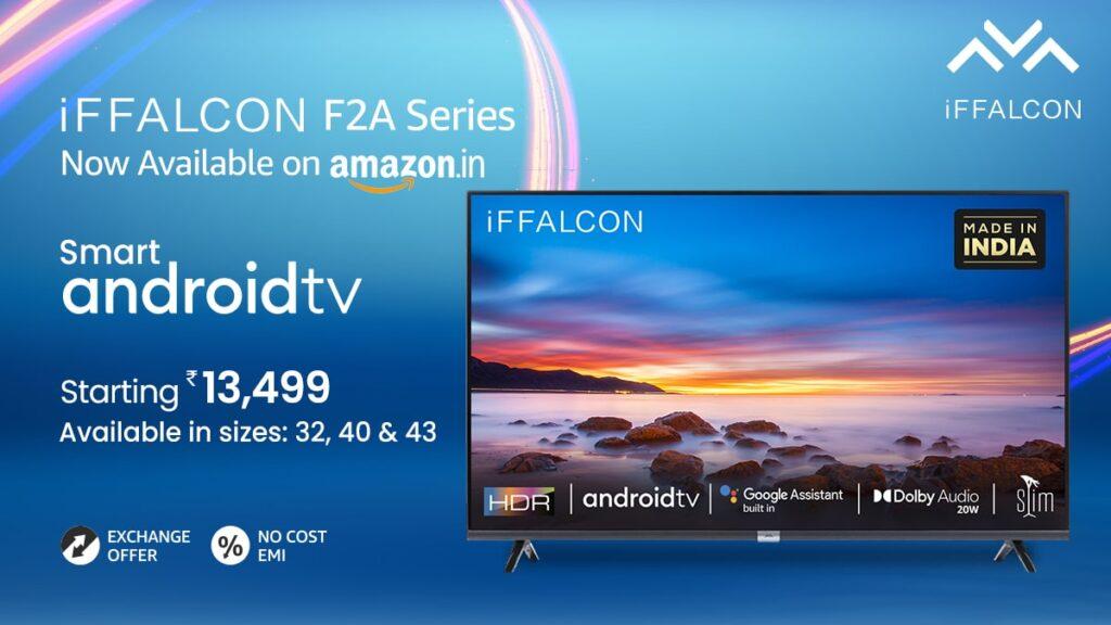 IFFALCON F2A Series Smart TV