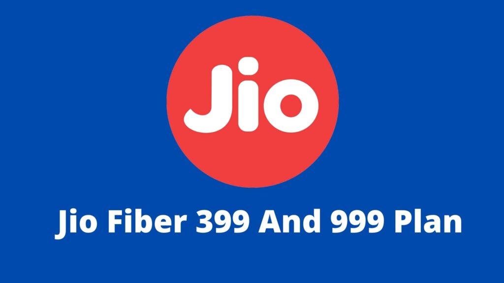 Jio Fiber 999 Plan