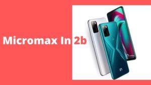 Micromax In 2b