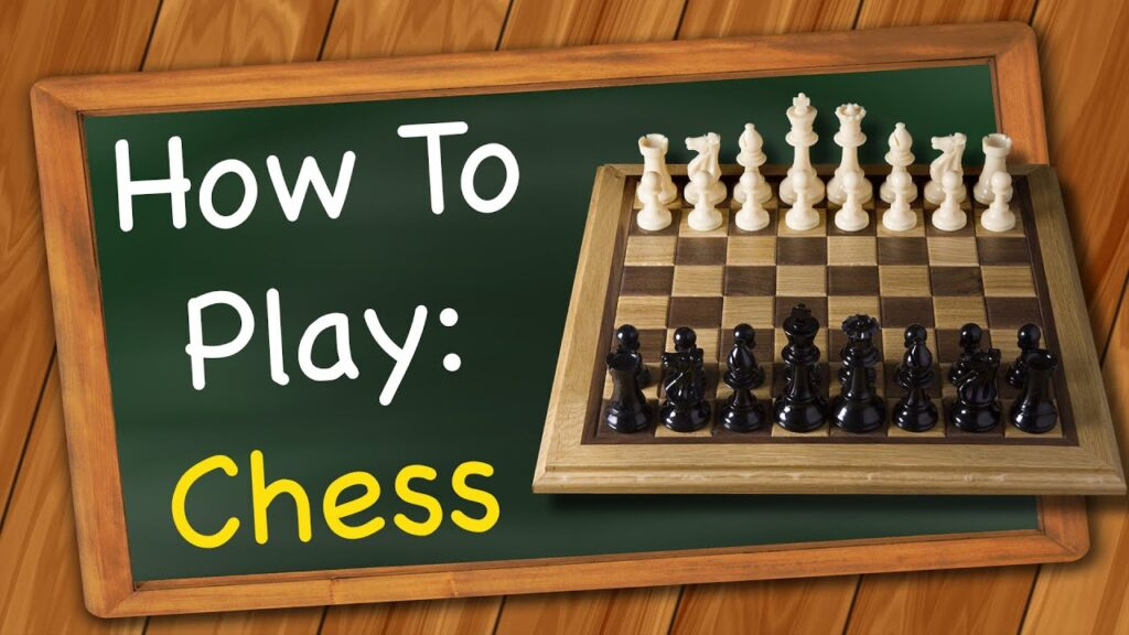 How To Play Chess For Beginners