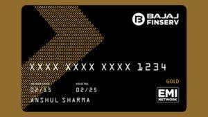 Bajaj Finserv EMI Card Apply Online New Customer